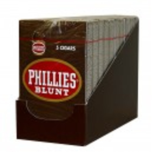 Phillies Blunt Cigars Chocolate Pack