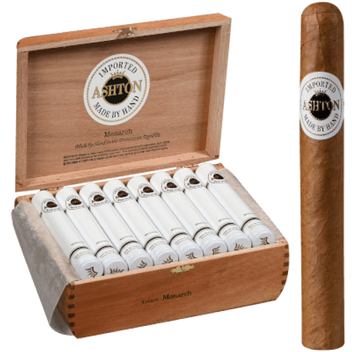 Ashton Classic Monarch Aluminum Tube Cigar 24 Ct. Box