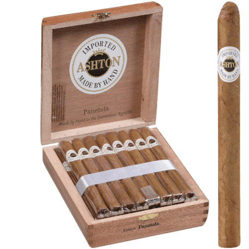 Ashton Classic Panetela Cigar 25 Ct. Box