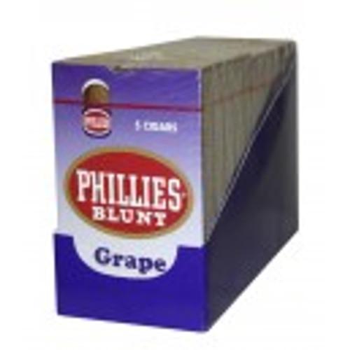 Phillies Blunt Cigars Grape Pack