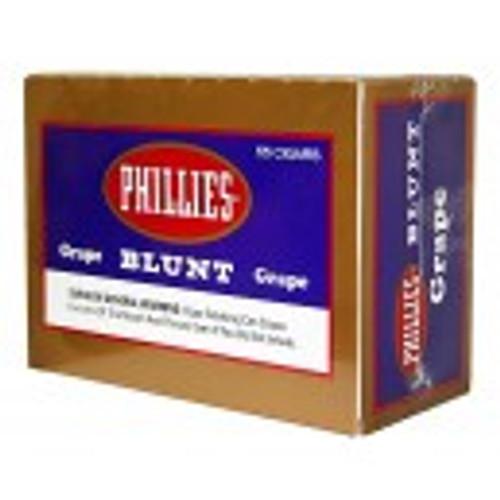 Phillies Blunt Cigars Grape Box