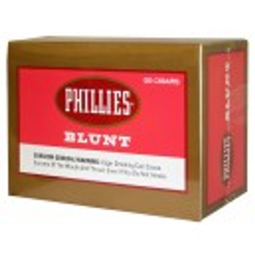 Phillies Blunt Cigars Strawberry Box