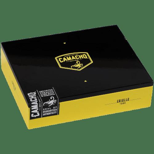 "Camacho Criollo Cigar Toro 20 Ct. Box 6""X50"