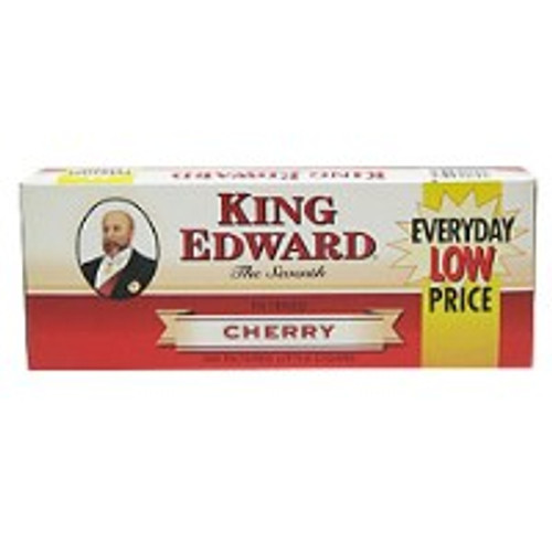 King Edward Filtered Cigars Cherry
