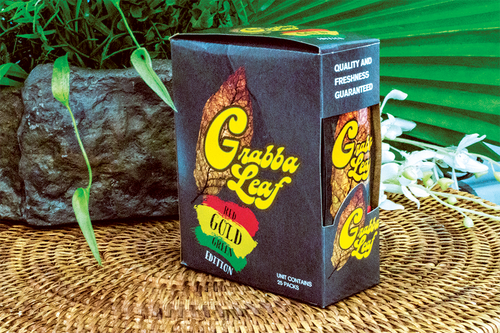 Grabba Leaf Cigar Wraps Special Edition 25ct
