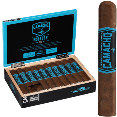 Camacho Ecuador Bxp Cigar Robusto 20 Ct. Box