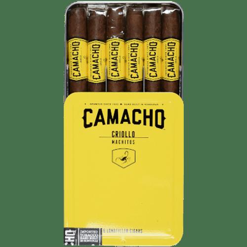 Camacho Criollo Machitos Cigar 5/6 Ct. Tins