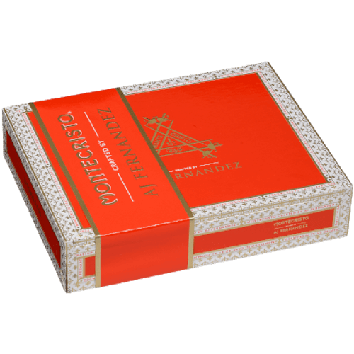 Montecristo Crafted By Aj Fernandez Cigars Toro 10 Ct. Box