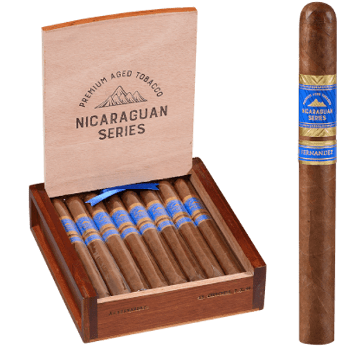 AJ Fernandez Cigars Churchill 15 Ct. Box