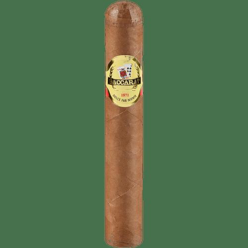 Baccarat Cigars Rothschild Natural Tubo 25 Ct. Box 5.00X50