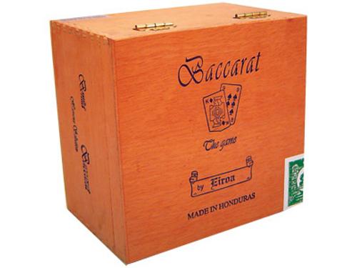 Baccarat Cigars Bonitas Natural 60 Ct. Box 4.50X32