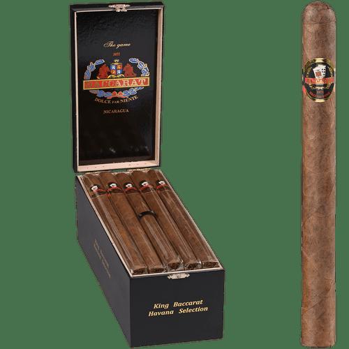 Baccarat Cigars Nicaragua King 8.50 x 52