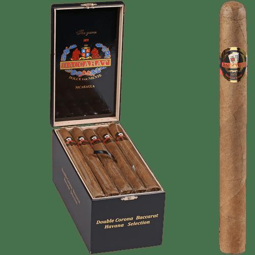 Baccarat Cigars Nicaragua Double Corona 7.50 x 50