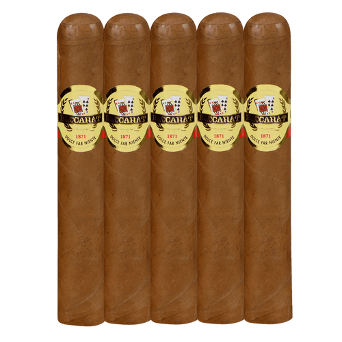 Baccarat Cigars Rothschild Natural 5 Ct. Pack 5.00X50