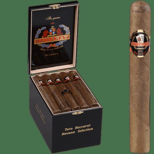 Baccarat Cigars Nicaragua Toro 6.00 x 50