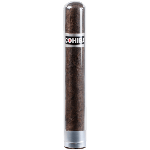 Cohiba Cigars Black Robusto Crystal 8 Ct. Box 5.50X50