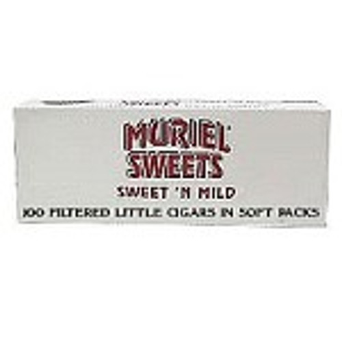 Muriel Little Cigars Sweet N Mild