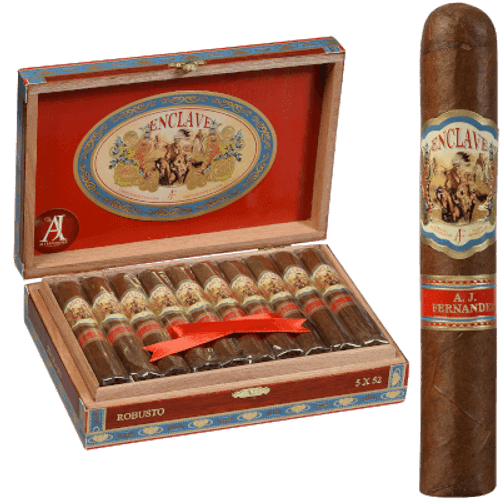 Enclave By Aj Fernandez Cigars Robusto 20 Ct. Box