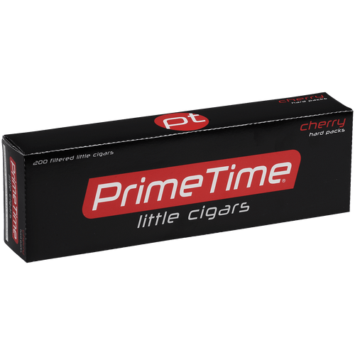 Prime Time Little Cigars Cherry