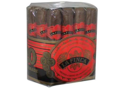 La Finca Cigars Robusto 20 Ct. Bundle 4.50X50