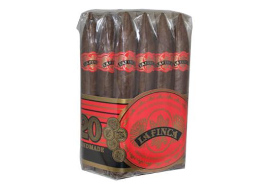 La Finca Cigars Figurado Torpedo 20 Ct. Bundle 6.75X54