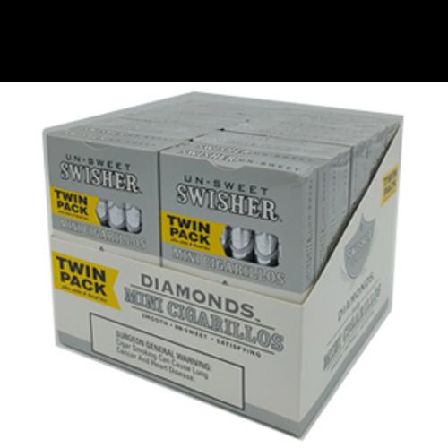 Swisher Sweets Mini Cigarillos Diamond Twin Pack