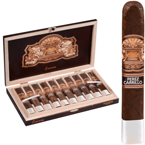 EP Carrillo Encore Majestic Cigars  Robusto 10 Ct. Box