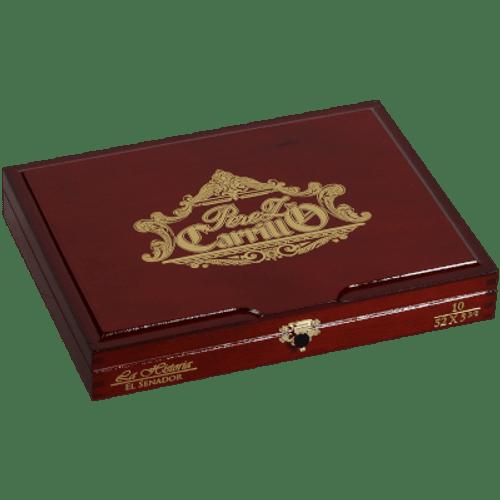 Perez Carrillo La Historia El Senador Cigars 10 Ct. Box