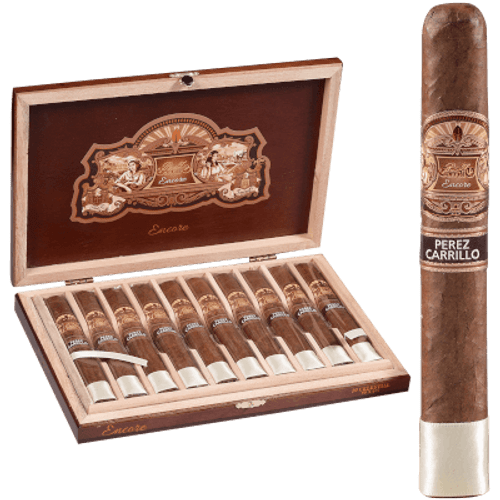 EP Carrillo Encore Celestial Cigars 10 Ct. Box