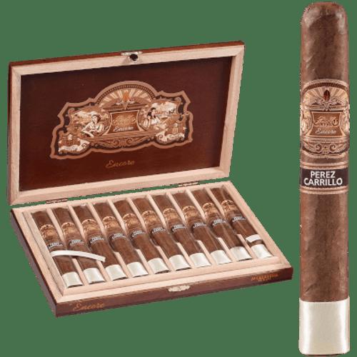 EP Carrillo Encore Celestial Cigars 10 Ct. Box