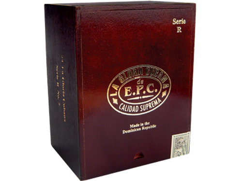 La Gloria Cubana Cigars Serie R No. 7 Natural (No Cello) 24 Ct. Box 7.00X59