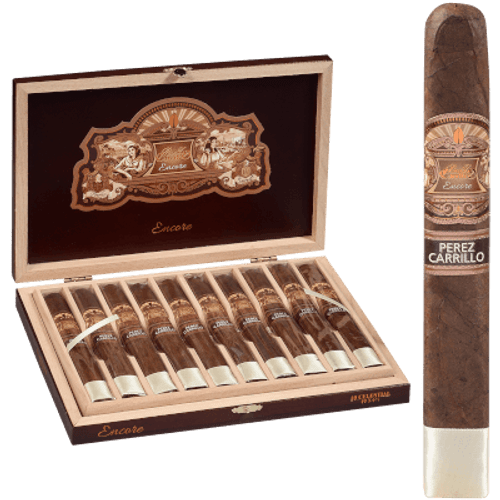 EP Carrillo Encore Cigars Valientes 10 Ct. Box