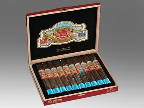 Perez Carrillo La Historia E-III Cigars 10 Ct. Box