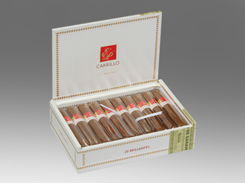 EP Carrillo Cigars Brillantes 20 Ct. Box