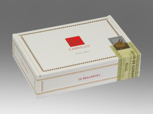 EP Carrillo Cigars Brillantes 20 Ct. Box