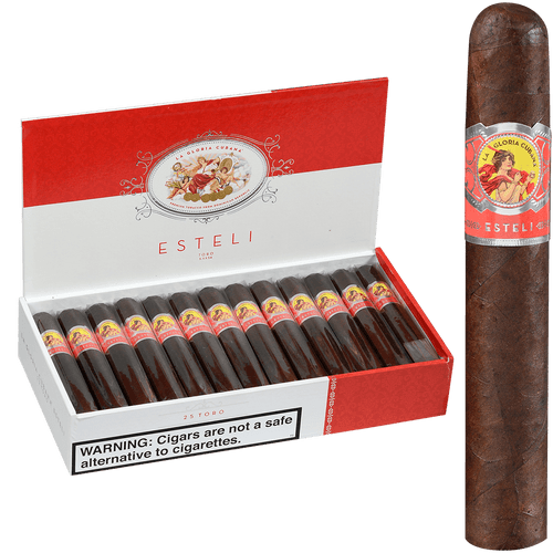 La Gloria Cubana Cigars Esteli Toro 25 Ct Box 5.50x54