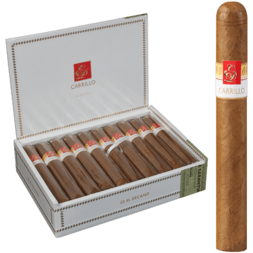 EP Carrillo Cigars El Decano 20 Ct. Box