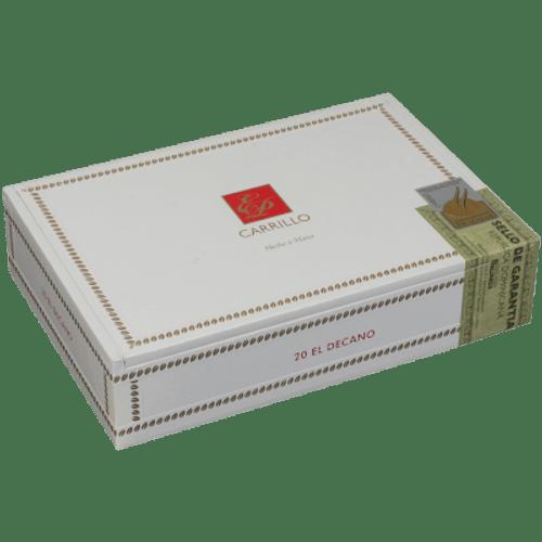 EP Carrillo Cigars El Decano 20 Ct. Box