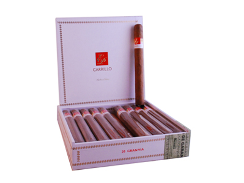 EP Carrillo Cigars Gran Via 20 Ct. Box