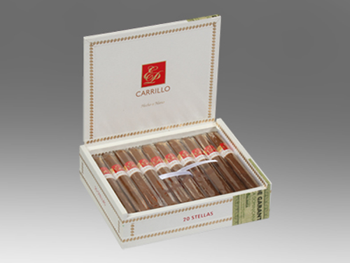 EP Carrillo Cigars Stellas 20 Ct. Box