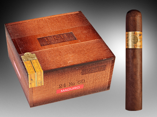 Inch Maduro No.60 Cigars  24 Ct. Box