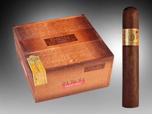 Inch Maduro Cigars No.64 24 Ct. Box
