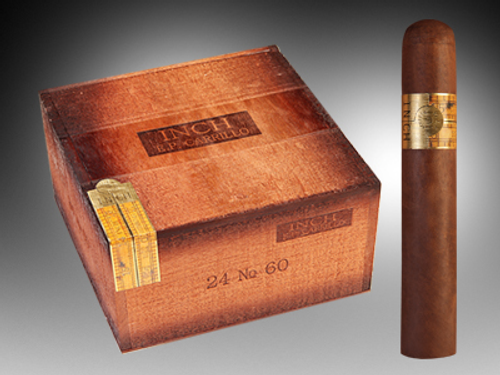 Inch Natural Cigars No.60 24 Ct. Box