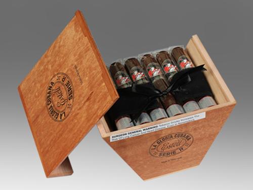 La Gloria Cubana Cigars Serie R Esteli No. Sixty-Four 18 Ct. Box 6.25X64