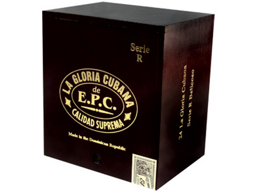 La Gloria Cubana Cigars Serie R Belicoso Natural (No Cello) 24 Ct. Box 5.75X56