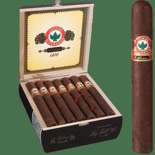 Joya De Nicaragua Cigars Antano 1970 Big Bull 760 20 Ct. Box 7.00X60