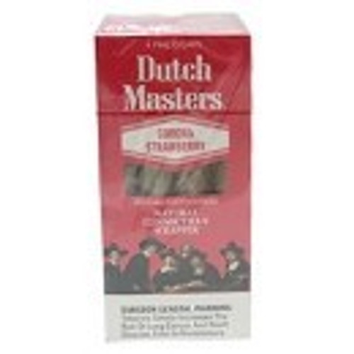 Dutch Masters Corona Strawberry Pack