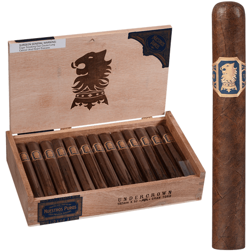 Undercrown Cigars Gran Toro 25 Ct. Box 6.00X52