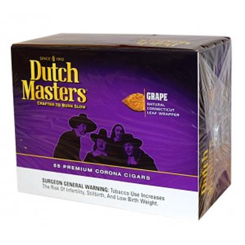 Dutch Masters Corona Cigars Grape Box