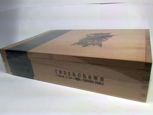 Undercrown Cigars Corona Doble 25 Ct. Box 7.00X54